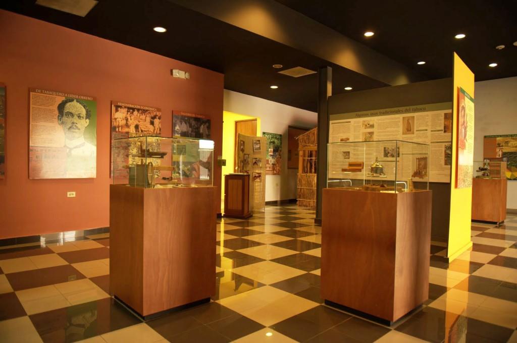 Museo del Tabaco, Cuba