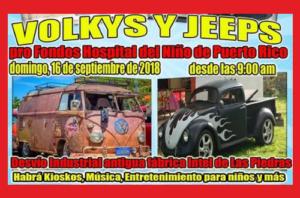 PRIMERA CONCENTRACIÓN DE VOLKYS Y JEEPS @ Humacao | Puerto Rico