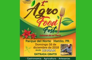 Agro Food Fest Sabores De Mi Tierra En Hatillo 2018 @ Hatillo | Hatillo | Puerto Rico